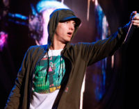 Eminem ft Beyonce — Walk On Water