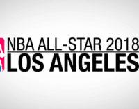 Началось голосование за участников NBA All-Star Game 2018