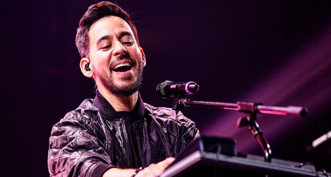Mike Shinoda из Linkin Park выпустил сольный мини-альбом