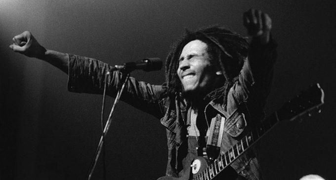 6 февраля 1945 года родился легендарный Bob Marley