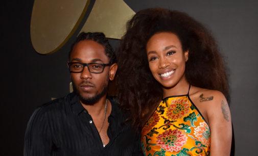 Kendrick Lamar и SZA сняли эффектный клип на песню к фильму Чёрная пантера