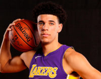 Игрок Los Angeles Lakers — Lonzo Ball — выпускает альбом