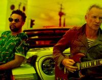Sting с Shaggy опубликовали видеоклип на песню Don't Make Me Wait