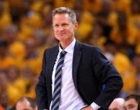 Steve Kerr дал игрокам побывать в роли главного тренера Golden State Warriors