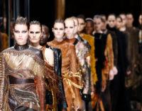 В Париже состоится показ новой коллекции Balmain