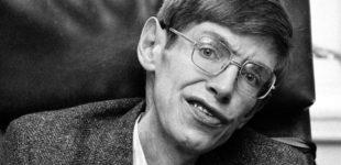 Мир потерял великого учёного Стивена Хокинга
