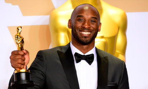 Kobe Bryant получил Оскар