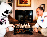 Marshmello записал песню с Logic