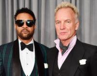 Morning Is Coming — второй сингл с совместного альбома Sting и Shaggy