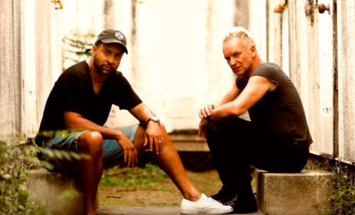 Sting и Shaggy дропнули очередной сингл с совместного альбома