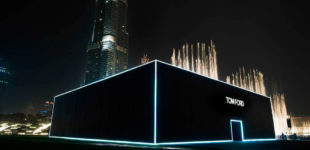 В Дубае прошла презентация нового аромата Fabulous