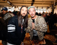 J Balvin & Willy William — Mi Gente (Steve Aoki Remix)