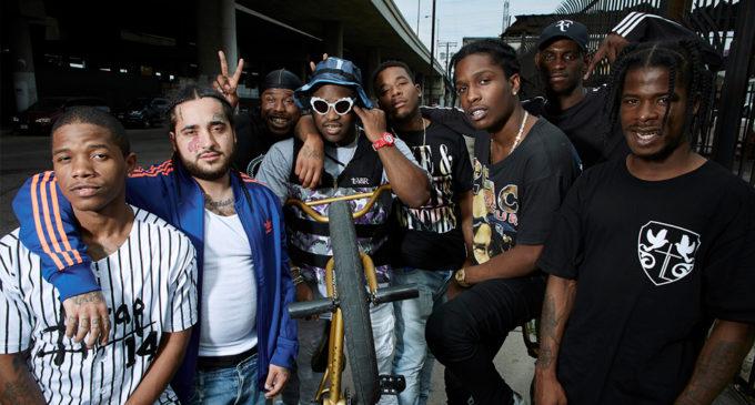 A$AP Ferg ft A$AP Rocky – The Mattress