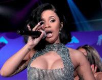 Сразу три песни Cardi B попали в Billboard Top