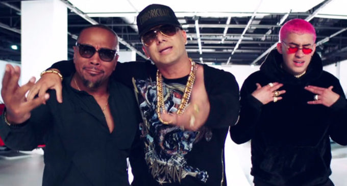 Wisin ft Timbaland, Bad Bunny – Move Your Body
