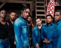 Участники A$AP Mob засветились в рекламе Calvin Klein