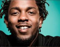 Kendrick Lamar представляет видео на трек LOVE.