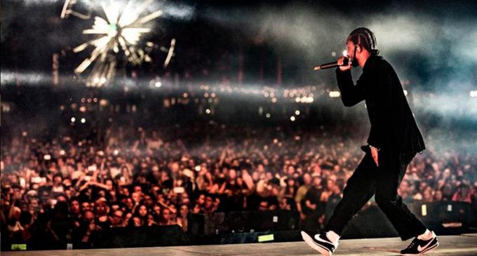Kendrick Lamar снова сотрудничает с Nike