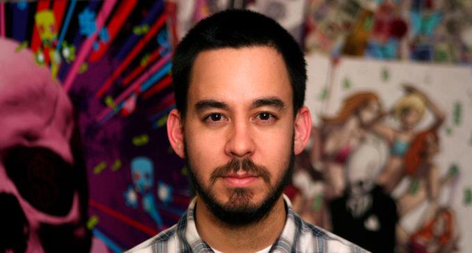 Mike Shinoda послушает новый альбом вместе с фанатами