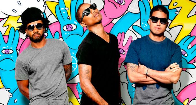 Мировая премьера нового альбома N.E.R.D