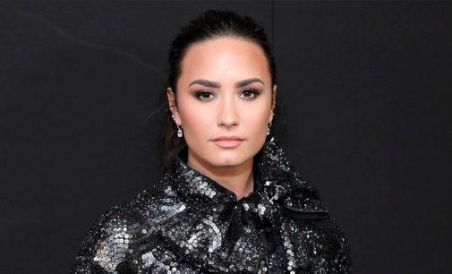 Demi Lovato опубликовала одно из выступлений вошедших в её биографический фильм