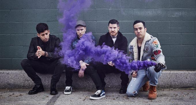 Fall Out Boy с новым видео Church