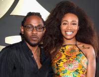 Совместный трек Kendrick Lamar и SZA