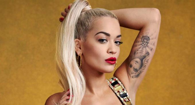 Rita Ora выпустила новую песню Proud