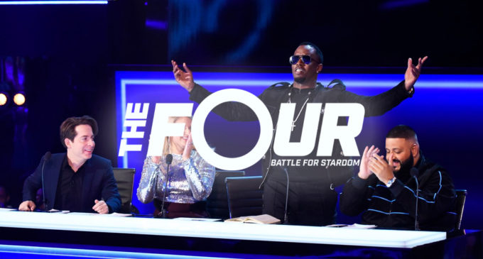 Четвёртый эпизод американского шоу The Four Battle For Stardom