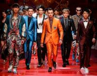Dolce&Gabbana сняли промо ролик в Венеции