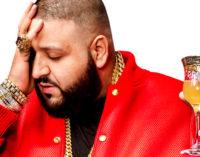 DJ Khaled опубликовал видеоотчёт о его приключениях на Grammy