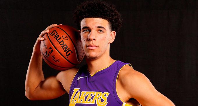 Игрок Los Angeles Lakers – Lonzo Ball – выпускает альбом