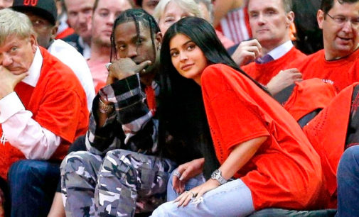 У Travis Scott и Kylie Jenner родилась дочь