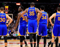Golden State Warriors отказались от посещения Белого дома