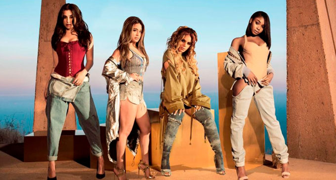 Группа Fifth Harmony берёт тайм-аут
