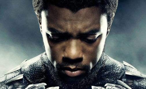 Лирик видео на саундтрек к Чёрной пантере от The Weeknd и Kendrick Lamar