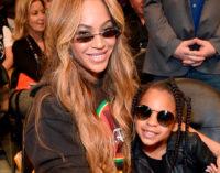 Дочь певицы Beyonce купила картину за 19 тысяч долларов