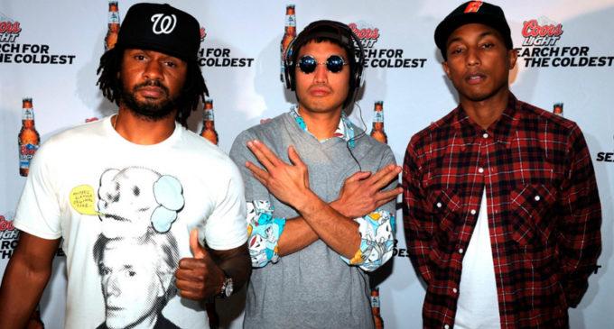 N.E.R.D. и Rhianna выпустили ремикс на Lemon при участии Drake