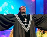 Snoop Dogg представляет 16-ый студийный альбом Bible Of Love