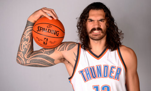 В свободное время центровой Oklahoma City Thunder играет в приставку