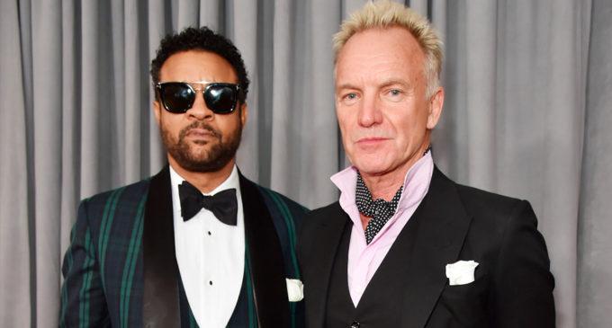 Morning Is Coming – второй сингл с совместного альбома Sting и Shaggy