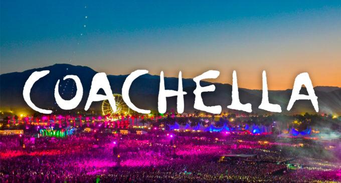 Прямой эфир фестиваля музыки и искусств Coachella