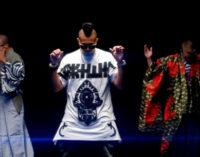 Премьера бэнгера Tip Pon It от Sean Paul и Major Lazer