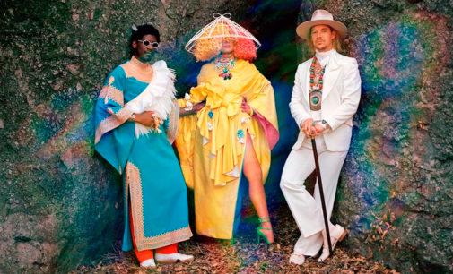 LSD (Sia, Diplo, Labrinth) с анимационным клипом на трек Genius