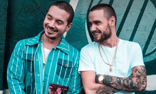 Liam Payne и J Balvin представили видеоклип на песню Familiar