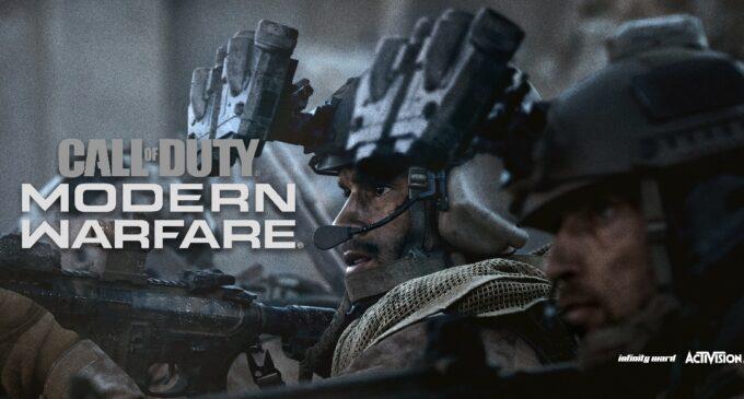 Call of Duty: запущена многопользовательская бета-версия Modern Warfare на PS4