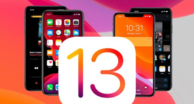 Apple выпустила обновление iOS 13.1, которое призвано исправить все баги и проблемы 13 версии