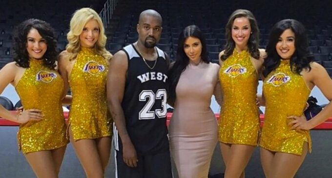 Kanye West создает коллекцию обуви для баскетбола