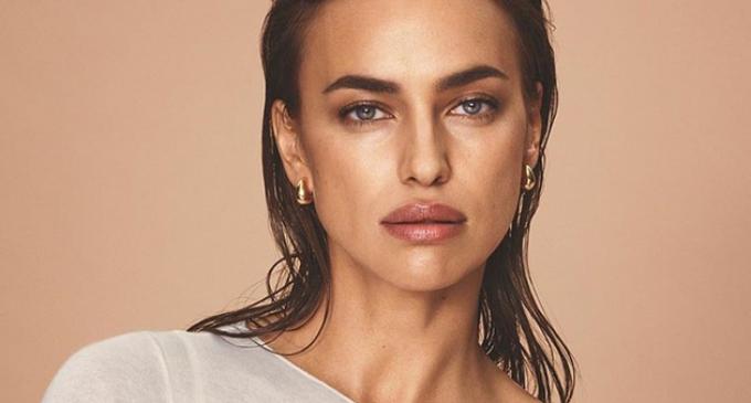 Соблазн естественности: Ирина Шейк в новой рекламной кампании