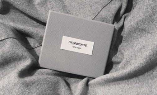 Парфюмерный дебют: бренд Thom Browne запустит линию ароматов